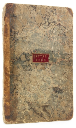 Manuscript retained letterbook of the Boston merchant firm William Foster & Company, comprising their correspondence with Dutch firm Geyer, De la Lande & Fynje