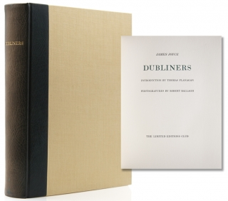Dubliners. Introduction by Thomas Flanagan. James Joyce