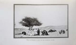 The Heart of Arabia. A Record of Travel and Exploration