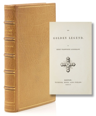 The Golden Legend. Henry Wadsworth Longfellow