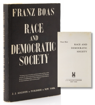 Race and Democatric Society. Franz Boas