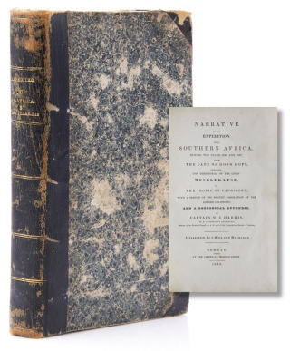 Narrative of an Expedition into Southern Africa, during the Years 1836, and 1837, from the Cape...