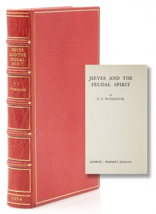 Jeeves and the Feudal Spirit. P. G. Wodehouse