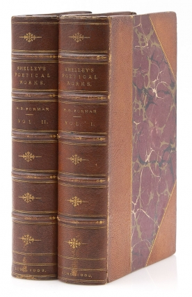 The Poetical Works ... Edited by Harry Buxton Forman