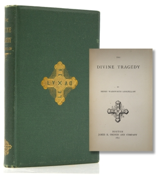 The Divine Tragedy. Henry Wadsworth Longfellow