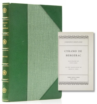 Cyrano de Bergerac...in a translation by Helen B. Dole. Edmond Rostand