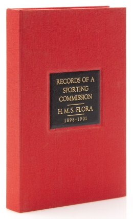 Records of a Sporting Commission. H.M.S. Flora 1898-1901