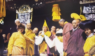 Seven Years in Tibet. Translated from German by Richard Graves. With an introduction by Peter Fleming