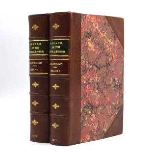 The Voyage of the 'Challenger.' The Atlantic. A Preliminary Account of the general results of the Voyage during the year 1873 and the early part of the year 1876