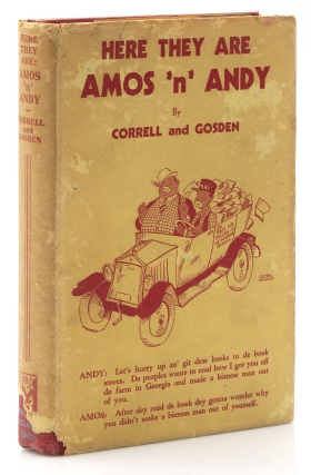 Here they are -- Amos 'n' Andy