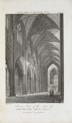 A Treatise on the Ecclesiastical Architecture of England, During the Middle Ages, with Ten Illustrative Plates