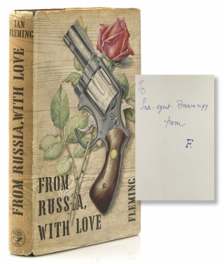 From Russia, With Love. Ian Fleming