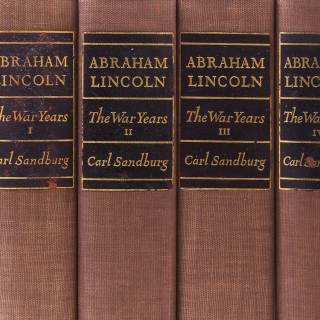 Abraham Lincoln: The War Years. Carl Sandburg