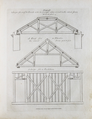 The Carpenter's New Guide; Being a Complete Book of Lines for Carpentry and Joinery