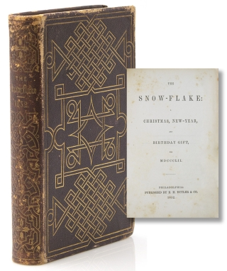 The Snow Flake: A Christmas, New-Year, and Birthday Gift for MDCCCLII. Franklin Delano Rosevelt