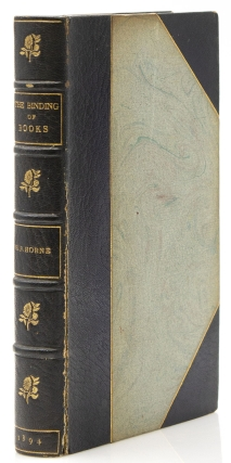 The Binding of Books. An Essay in the History of Gold-Tooled Bindings