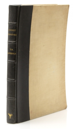 Secret Despatches from Arabia by T. E. Lawrence. Published by Permission of the Foreign Office. Foreword by A. W. Lawrence