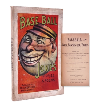 Base Ball Jokes Stories & Poems. BASEBALL, James Sullivan
