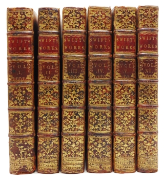 The Works … Adorned with Copper-Plates; with Some Account of the Author's Life, and Notes Historical and Explanatory, by John Hawkesworth