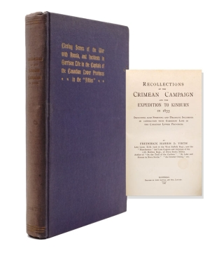 Recollections of the Crimean Campaign and the Expedition to Kinburn in 1855. Including also...