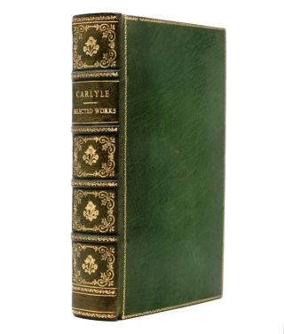 Carlyle Selected Works, Reminiscences and Letters. Edited by Julian Symons