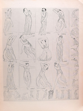 Isadora Duncan in Her Dances. With an Introduction by Maria-Theresa, Carl Van Vechten, Mary Fanton Roberts, Shaemas O'Sheel and Arnold Genthe
