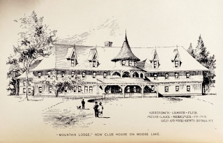 Adirondack League Club 1892 [Yearbook]
