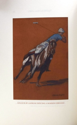 Notes on Polo & Riding. With Original Art from the Unpublished Manuscripts … Translated & Introduced by Timothy Zee