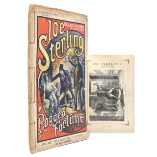 Joe Sterling; or, A Ragged Fortune. James Greenwood