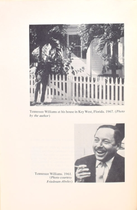 A Look at Tennessee Williams