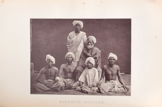 The Northern Barrier of India. A Popular Account of the Jummoo and Kashmir Territories