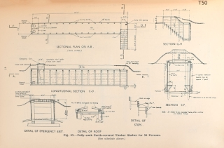 "Design and Construction of Air-Raid Shelters in Accordance with the Civil Defence Act, 1939, and for "" Unspecified Areas and Other Purposes"""