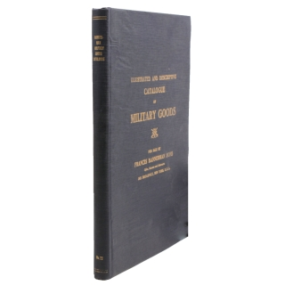 Illustrated and Descriptive Catalogue of Military Goods for sale by Francis Bannerman Sons
