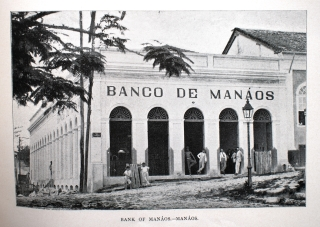 Glimpses of the City of Manáos [drop title from cover]