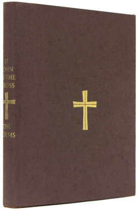 The Poems of St. John the Cross. Spanish Text with a Translation by Roy Campbell. Preface by M.C....