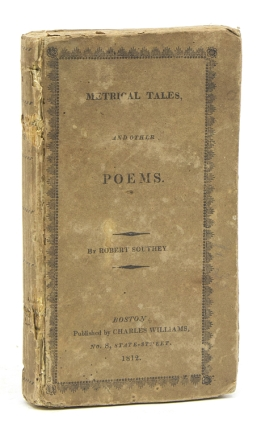Metrical Tales and other Poems. Robert Southey