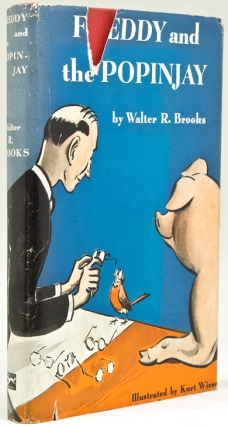 Freddy and the Popinjay. Walter R. Brooks