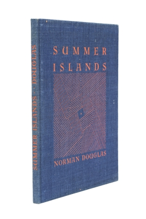Summer Islands. Norman Douglas