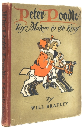 Peter Poodle Toy Maker to the King. Will Bradley