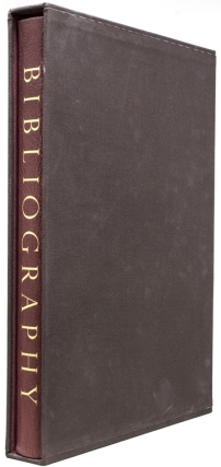 Bibliography of the Fine Books Published by The Limited Editions Club 1929 - 1985. Limited...