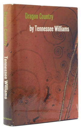Dragon Country. A Book of Plays. Tennessee Williams