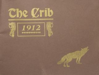 The Crib 1912. Arizona.