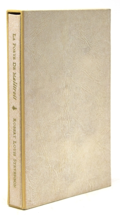 La Porte de Malétroit. Allen Press, Robert Louis Stevenson.