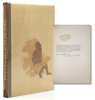 The Beach of Falesá. Introduction by J.C. Furnas. Limited Editions Club, Robert Louis Stevenson