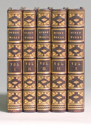 The Works of Robert Burns. edited by The Ettrick Shepard, and William Motherwell. Robert Burns.
