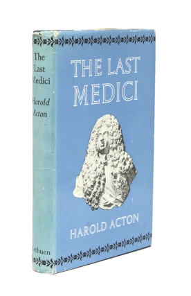 The Last Medici. Harold Acton.