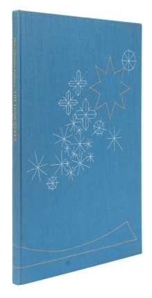 The Snow Queen. A Tale of Seven Stories. Translated by Patricia L. Conroy and Sven H. Rossel. Postscript by Erik Dal. Hans Christian Andersen.