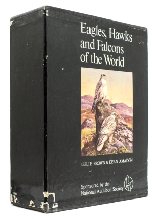 Eagles, Hawks & Falcons of the World. Leslie Brown, Dean Amadon.
