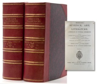 Beeton's Science, Art, and Literature. A Dictionary of Universal Information Comprising a...