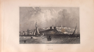 Picturesque Illustrations of the Isle of Wight, Comprising Views of every object of interest on the Island